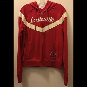 Louisville Cardinals Sweatshirt Jacket